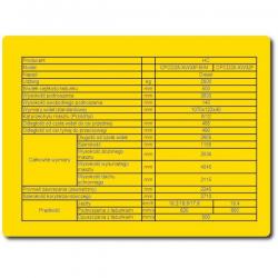Opona pneumatyczna BKT 8,15x15 Komplet (Opona, dętka, ochraniacz)