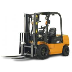 Opona pneumatyczna do wózka widłowego BKT 27x10-12 bieżnik PL 801 Komplet (Opona, dętka, ochraniacz ).