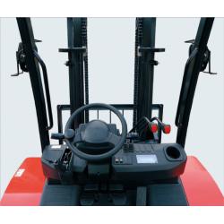Terenowy chiński wózek widłowy Hangcha HC CPCD25XW 2,5T Diesel