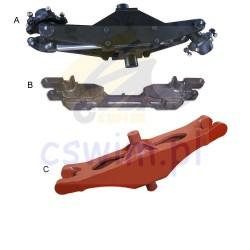 Belka tylna / Most kierujący  HC (Hangcha chiński wózek) CPQ, CPQD, CPC, CPCD