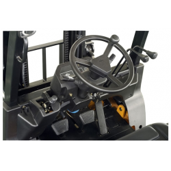 Chiński wózek widłowy Hangcha CPQD25N 2,5T LPG