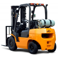 Chiński wózek widłowy Hangcha CPQD15N 1,5T LPG