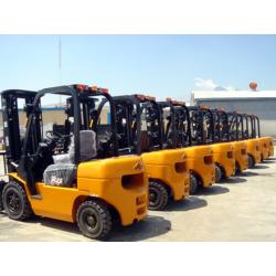Chiński wózek widłowy Hangcha CPCD35N 3,5T Diesel